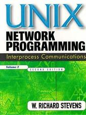 W. RICHARD STEVENS - UNIX Network Programming, Volume 2: Interprocess Communicat