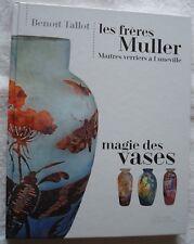 Les frères Muller. Magie des vases. Muller frères