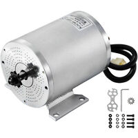 48V DC Motor Brushless Electric Motor 2000W BLDC scooter motorcycle Go-kart