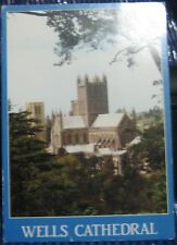 England Wells Cathedral from the south east - posted 1988