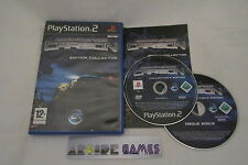 NEED FOR SPEED CARBON COLLECTOR PS2 COMPLET (envoi suivi, vendeur pro)