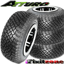 4 Atturo Trail Blade X/T 325/50R22 122S Mud Tires SUV 35x12.50R22 New 325/50/22