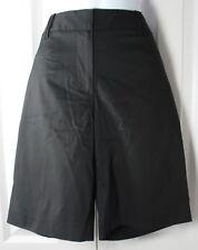 Anne Taylor Loft Women's 6 Black Julie Curvy Black Shorts NWT MSRP $49.95