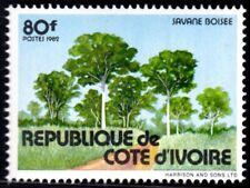 1982 COTE D'IVOIRE N°646A** Paysage, 1982 Ivory Coast Landscape MNH