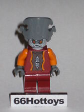LEGO STAR WARS 8036 Nute Gunray Minifigure New