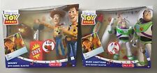 Disney Pixar Toy Story WOODY & BUZZ LIGHTYEAR Target Exclusive Action Figures