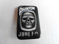 VINTAGE PROMO PINBACK BUTTON #108-128 - THE PHANTOM movie