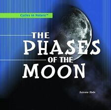The Phases of the Moon (Cycles in Nature)-ExLibrary