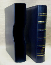 LIGHTHOUSE: GRANDE CLASSIC GRADED CURRENCY ALBUM - FREE SHIP    LH-CURRGRD20BLUE