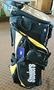 NFL Logo Golf Club bag - Pittsburgh Steelers