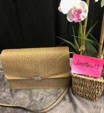 NEW! Women's GUESS G LOGO  Dryden Mocha Purse Handbag Shoulder Bag Brown