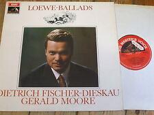 ASD 2423 Loewe Ballads / Fischer-Dieskau / Moore S/C