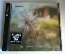 JOINTPOP the january transfer window DoCD SEALED +Bonus DVD Desperate Houseflies