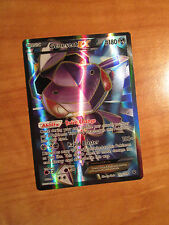 NM FULL ART Pokemon GENESECT EX Card FATES COLLIDE Set 120/124 XY X Y Ultra Rare