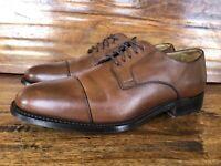 Men's Florsheim Imperial Dress Shoes Size 8 D Brown Leather