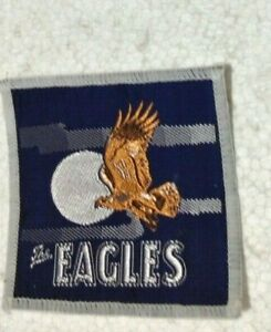The Eagles vintage 1970s SEW-ON PATCH