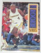 1993/94 Chris Webber NBA Fleer Ultra All Rookie Series Insert Card #15 of 15 NM