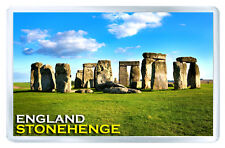 STONEHENGE ENGLAND MOD2 FRIDGE MAGNET SOUVENIR IMAN NEVERA