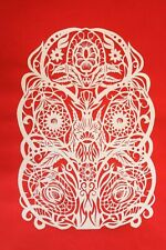 gift paper cut art painting picture vitinanka tree of life wall art