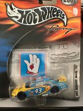 HOT WHEELS Racing 2001 PIT BOARD FORD #43 CHEERIOS FACTORY SEALED