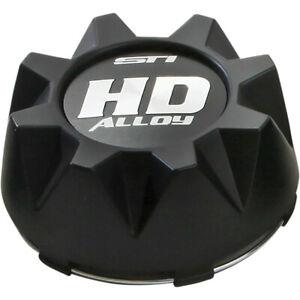 STI Center Cap - HD6 - Matte Black   CAPHD6156MB