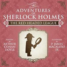 The Red-Headed League - Lego - The Adventures of Sherlock Holmes by Arthur Conan