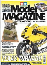 Tamiya Model Magazine No. 134 DEC 2006, VF to NM -, Diorama Firefly VS Panther