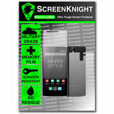 ScreenKnight Oneplus One Full Body SCREEN PROTECTOR invisible military shield