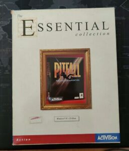 Pitfall! (PC) Video Game From The Essential Collection