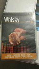 """WHISKY DVD """"WHISKY  the myth  & magic of scotland distilled in a glass"""""""
