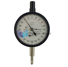 Mitutoyo 2109S-10 Micron Dial Indicator 0-1mm 0.001 Brand New and Original