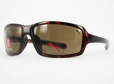 PUMA Sonnenbrille / Sunglasses  PU15141 DB 59[]14-120mm  #282