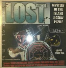 Lost - Mystery of the Island: #1 Of 4 1000 Piece Jigsaw Puzzle The Hatch SEALED