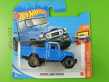 HOT WHEELS 2021  -  Toyota Land Cruiser -  HW Hot Trucks -  202  - neu in OVP