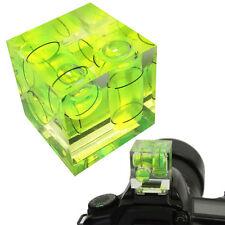 Niveau 3 Axes pour appareil photo Reflex accessoires photo