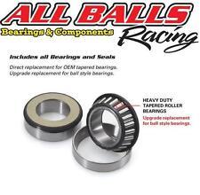 Honda CRF450R 2009 to 2012 Steering Bearings & Seals Kit, By AllBalls Racing
