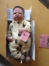 """Paradise Galleries Treasury  Collection baby infant Jayden doll 20"""" life like"""