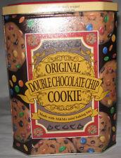 Original Double Chocolate Chip Cookie Tin M&M Natco
