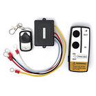 12V 15m/50ft Winch Wireless Remote Control Set for Truck Jeep ATV Warn New