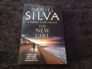 The New Girl By Daniel Silva Book