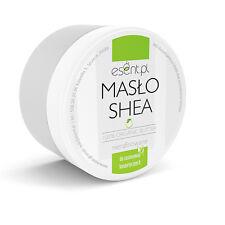 Masło Shea  nierafinowane ORGANIC  200 ml