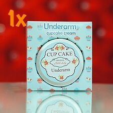ORIGINAL LITTLE BABY CUPCAKE UNDERARM CREAM LIGHTENING WHITENING 50 ml/1.69 oz