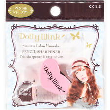 Koji Japan Dolly Wink Makeup Eyeliner Pencil Sharpener III - New Edition