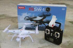 Drone con cámara HD SymaX5SW-1