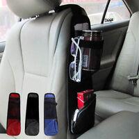 CAR SEAT SIDE-BACK COVER HANGING MULTI-POCKET STORAGE BAG ORGANIZER OF CLUTTE NT
