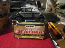 Matchbox Star Car Collection The Untouchables Model A Coupe