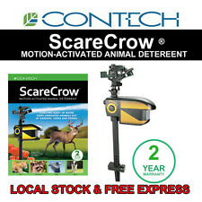 ScareCrow Motion Activated Animal Deterent | Battery Powered