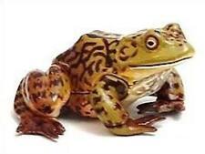 RARE Kaiyodo Choco Q Chocoq Series 10 Large Green Bullfrog / Bull Frog Figure