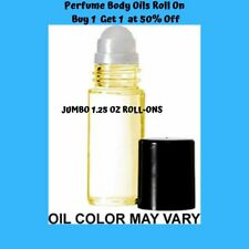 Fragrance Body Oils for Men *Pure Grade A Oil Roll On * Buy 1 Get 1 50% Off