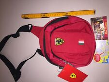 BORSELLO - SMALL BAG - ORIGINAL FERRARI NEW FREE SHIPPING WORLDWIDE